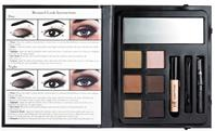 E.L.F. Cosmetics Beauty Book Bronzed Look