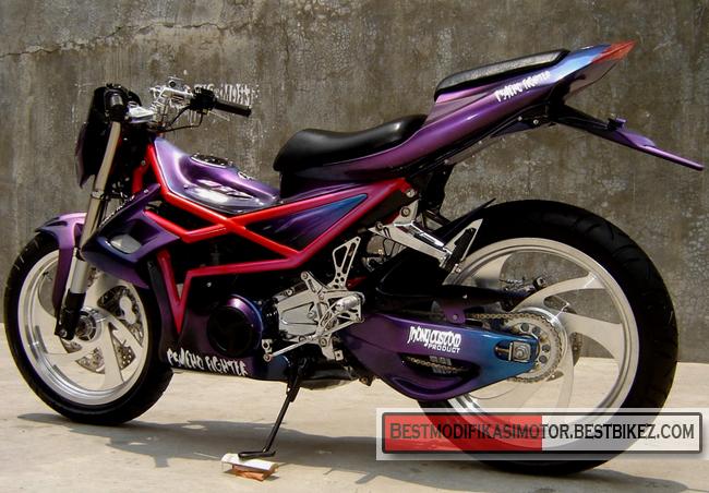 Modifikasi Yamaha Force 1 - Gambar Modifikasi Motor Terbaru