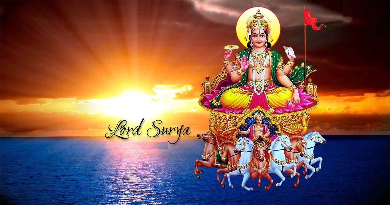 Image result for god surya deva