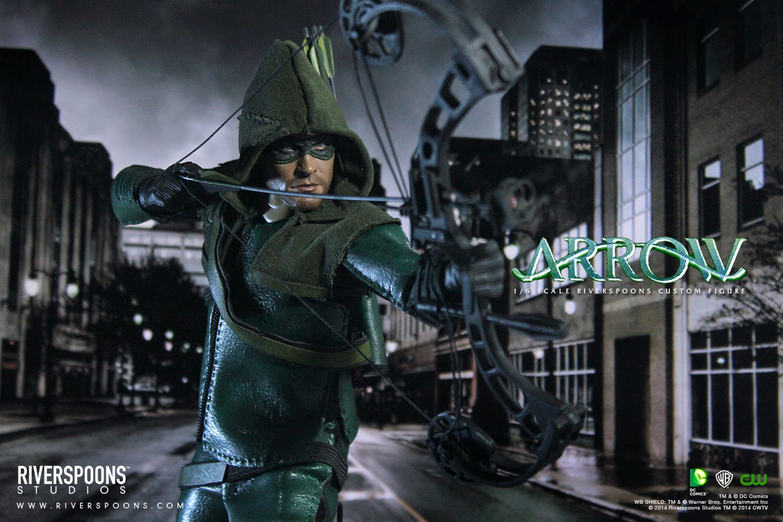 [Riverspoons Studios] Arrow 1/6 scale Riverspoons_03_background