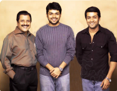 Actor Sivakumar Family Photos http://hollywoodbollywood.co.in/hoadmin/actor-karthi-sivakumar