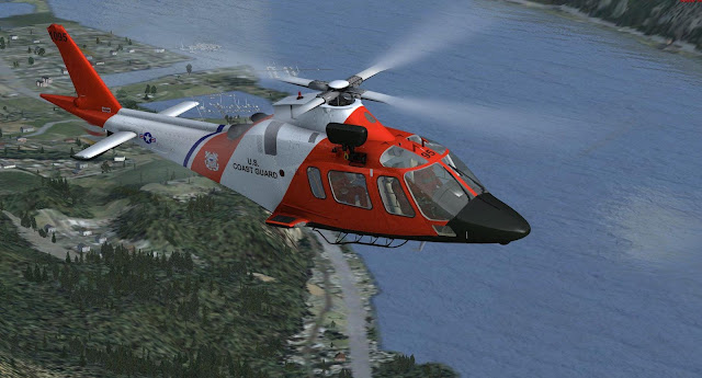 Gambar Helikopter Agusta Westland AW 109 - 12