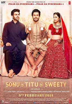 Sonu Ke Titu Ki Sweety 2018 Bollywood 300MB Hindi WEB DL 480p