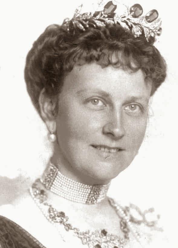 Anna Fürstin zur Lippe.