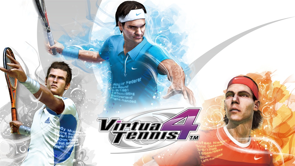 Virtua Tennis 4 Download Poster