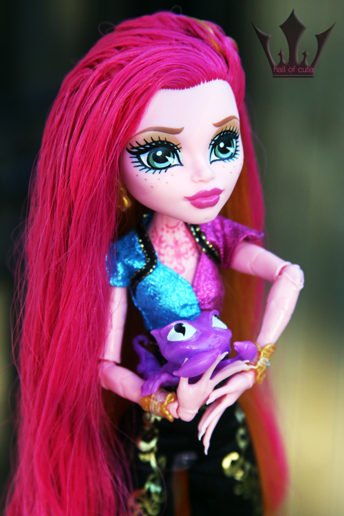 13 Wishes Monster High Gigi Grant Hall Of Cute
