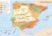Los siguientes enlaces y presentaciones son para practicar y memorizar el . (mapa fisico espana)