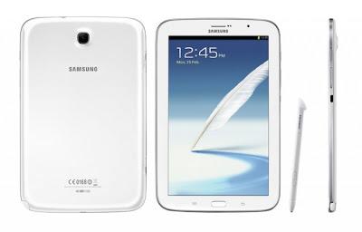Spesifikasi Harga Samsung N5100 Galaxy Note 8.0