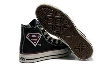 dc comics nike dunks high tops shoes