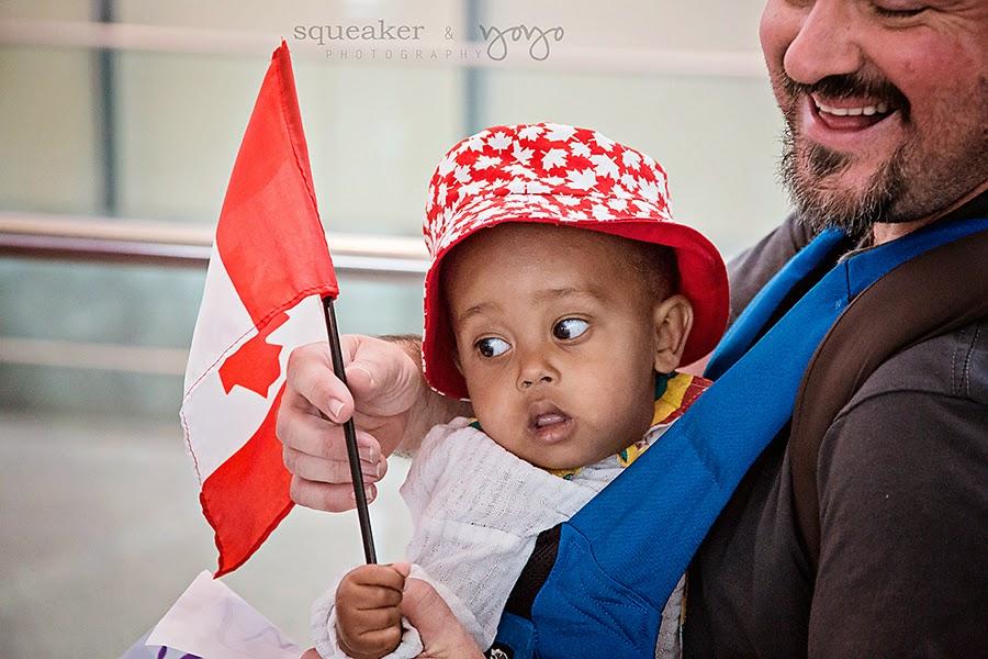 Toronto Adoption Photos
