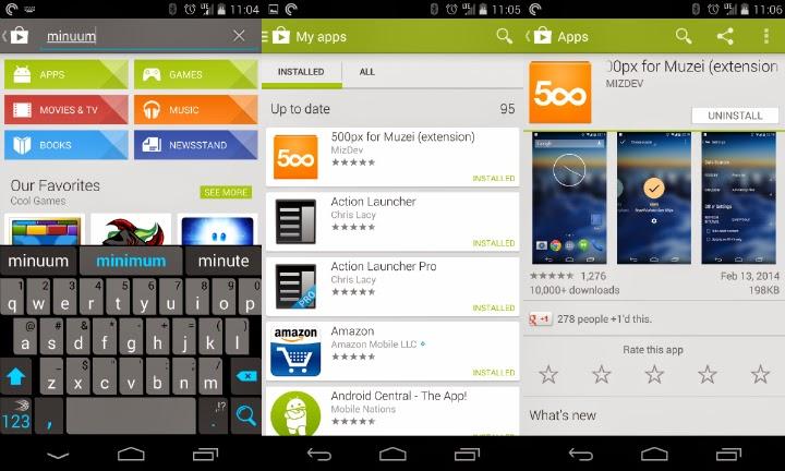 Cara Uninstall Aplikasi Android
