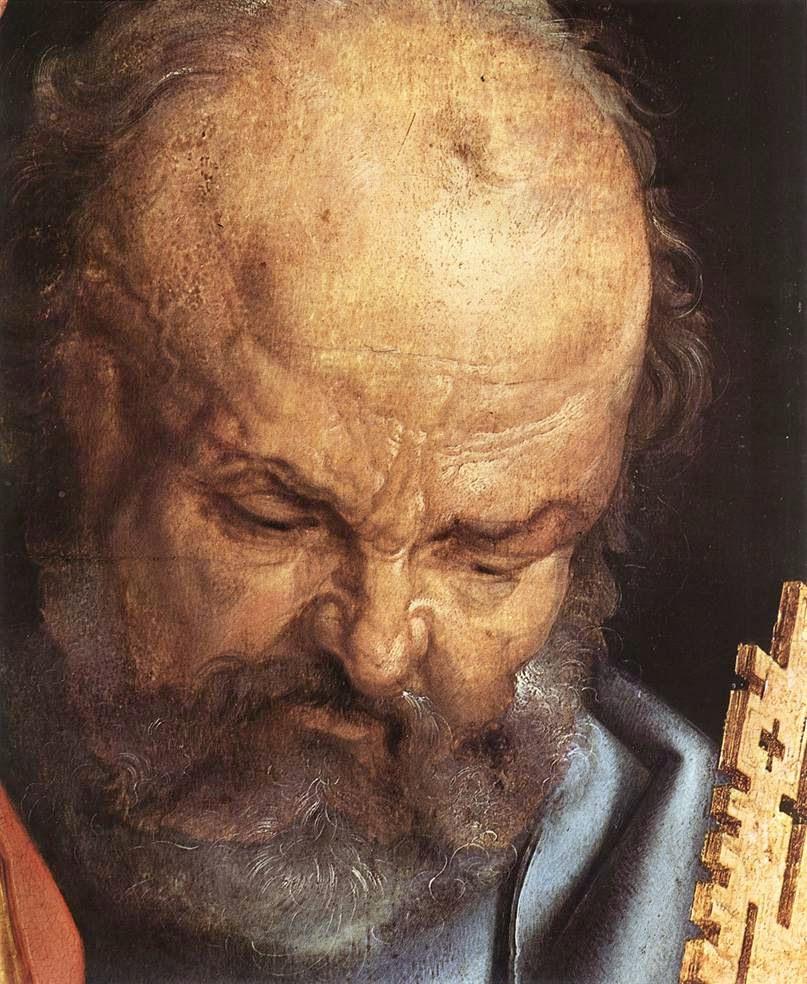 ART   ARTISTS  Albrecht D  rer   part   The Head of Christ Crowned with Thorns by Albrecht D  rer  imitator of   Glasgow Museums