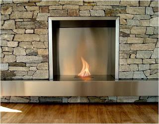 Eco hogares calefacci n con dise o modelos for Hogares a lena modernos