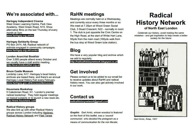 RaHN Leaflet