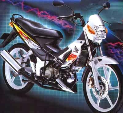 New Honda Sonic 125cc vs Satria Fu 150cc