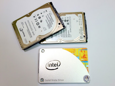Old Laptop Upgrades