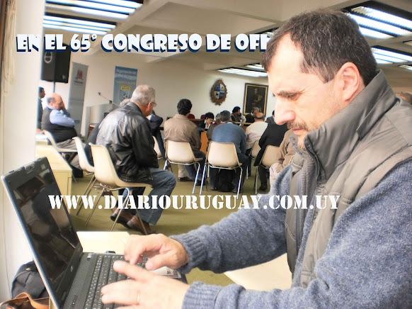 DIARIOURUGUAY.COM.UY EN 65º CONGRESO OFI