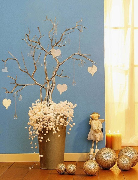 Icono interiorismo noviembre 2014 for Decoracion con ramas secas