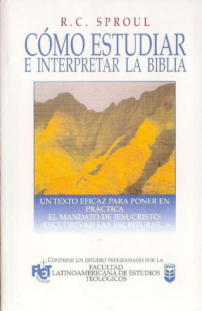 r.c.sproulcomoestudiareinterpretarlabiblia500x722 R.C. Sproul   Como Estudiar E Interpretar La Biblia