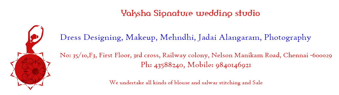 Yaksha Signature Wedding Studio