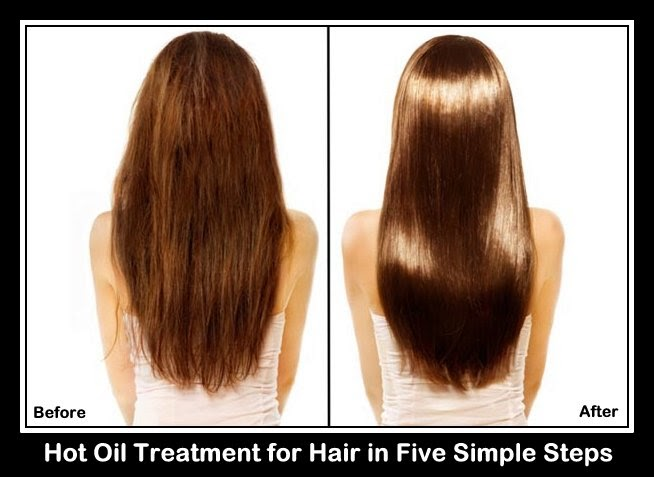 Hot Oil Treatment for Hair in Five Simple Steps | Health ...