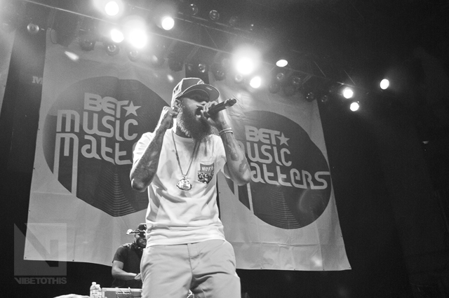 stalley vtt 3 Kendrick Lamar x Ab Soul x Jay Rock x Stalley / BET Music Matters Tour Live @ Rams Head, Baltimore, MD