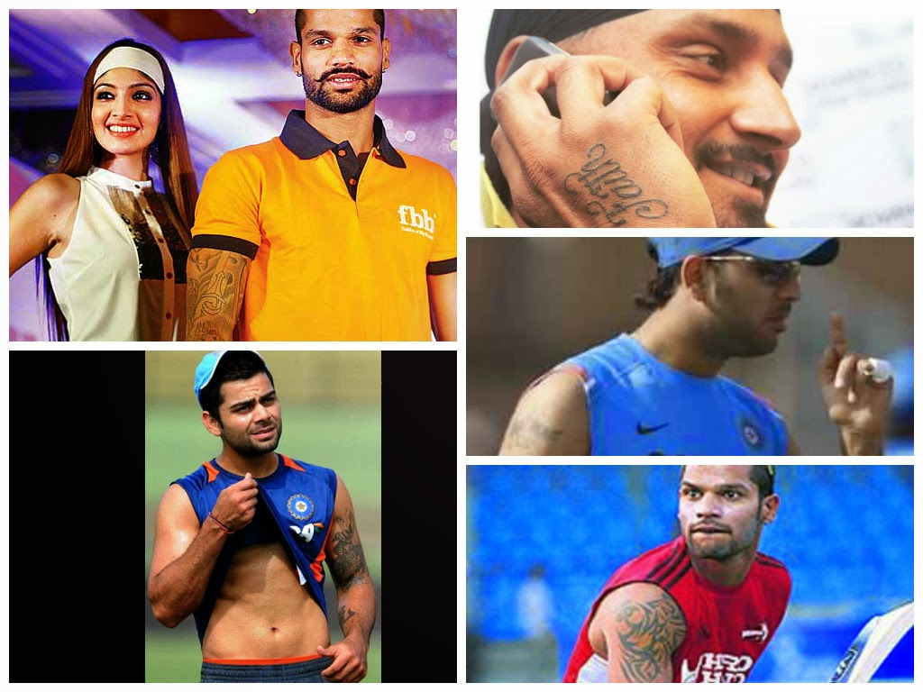 Style File of the Indian Cricketers #BloggerDreamTeam