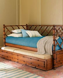 bamboo twin daybed