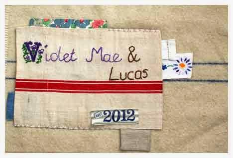 Violet Mae & Lucas