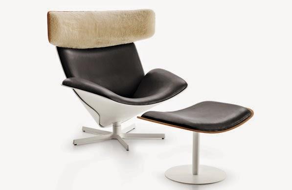 Furniture Design The Almora Armchair Design For B B Italia