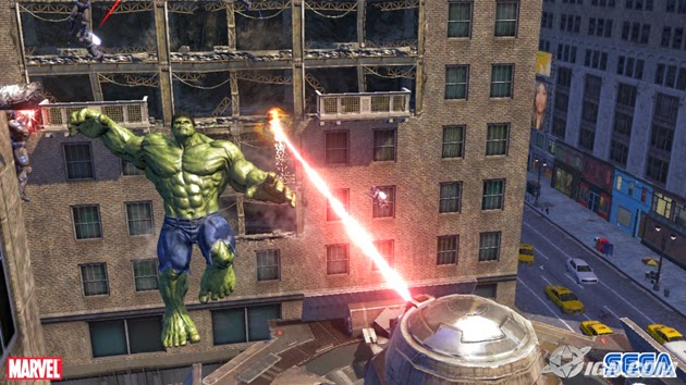 The Incredible Hulk PC Free Download Full Version