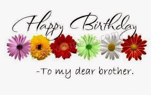 Birthday Wishes Elder Brother Birthday Wishes – Birthday Greetings for Brother