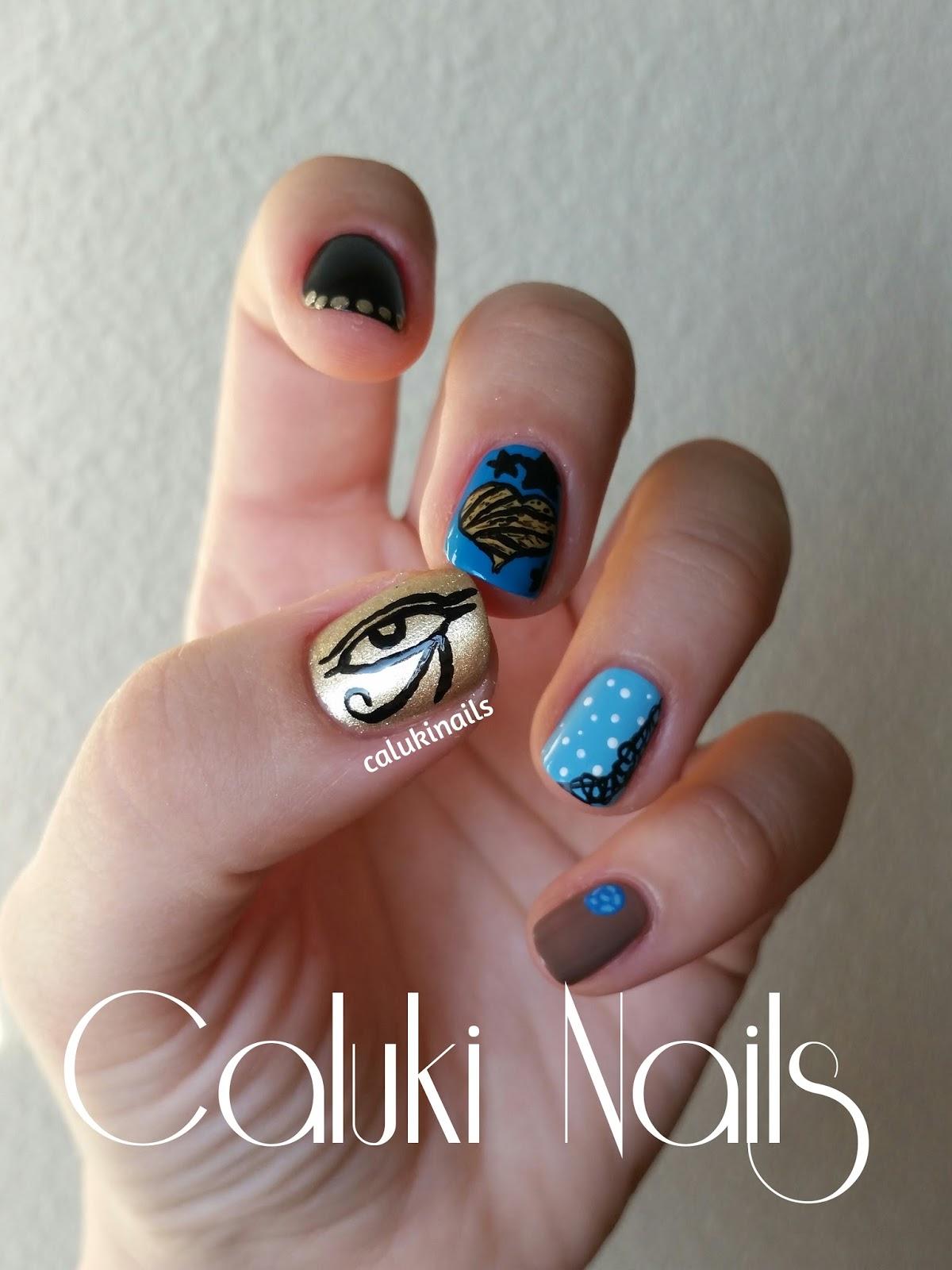 Caluki Nails : mayo 2015