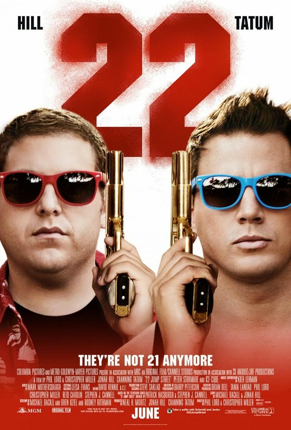 Regarder 22 Jump Street Streaming VK