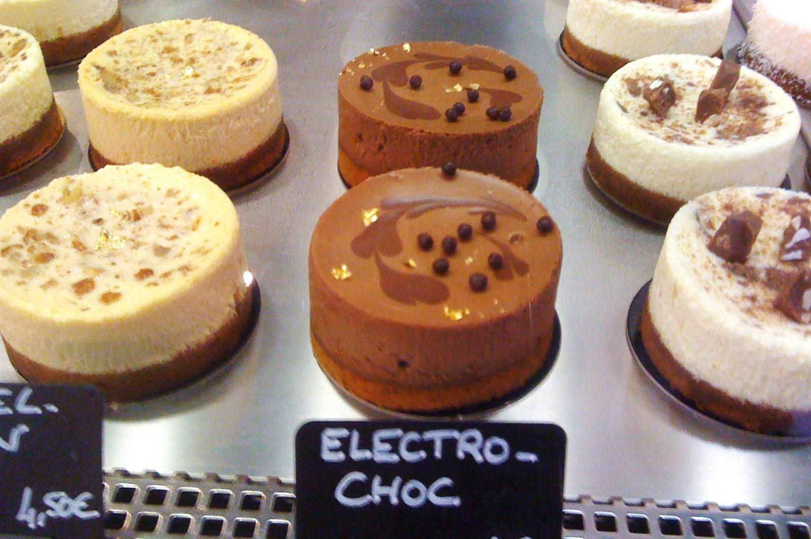 mes adresses : she's cakeséphora, le cheesecake aérien