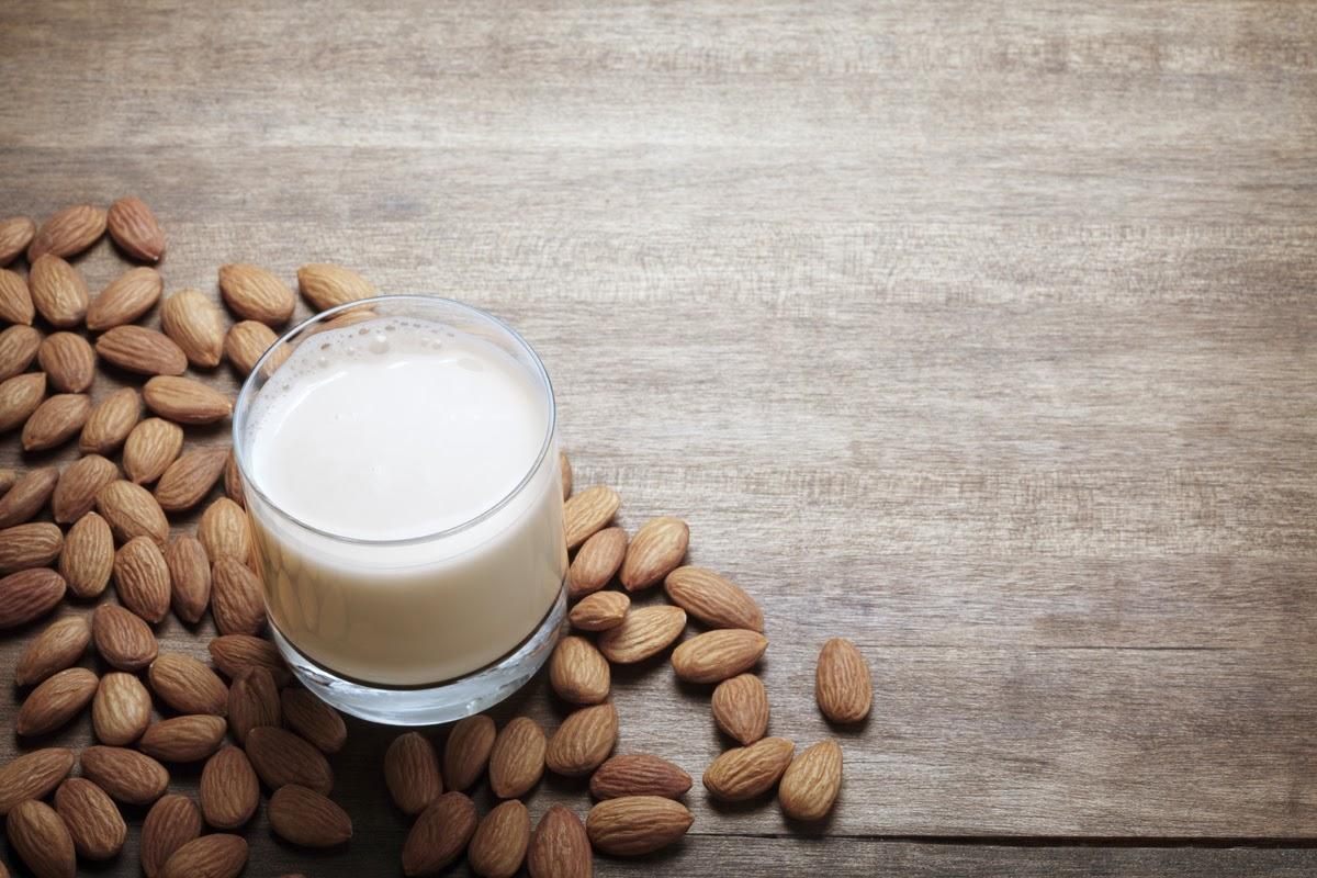le-lait-d'amende-pour remplacer le lait