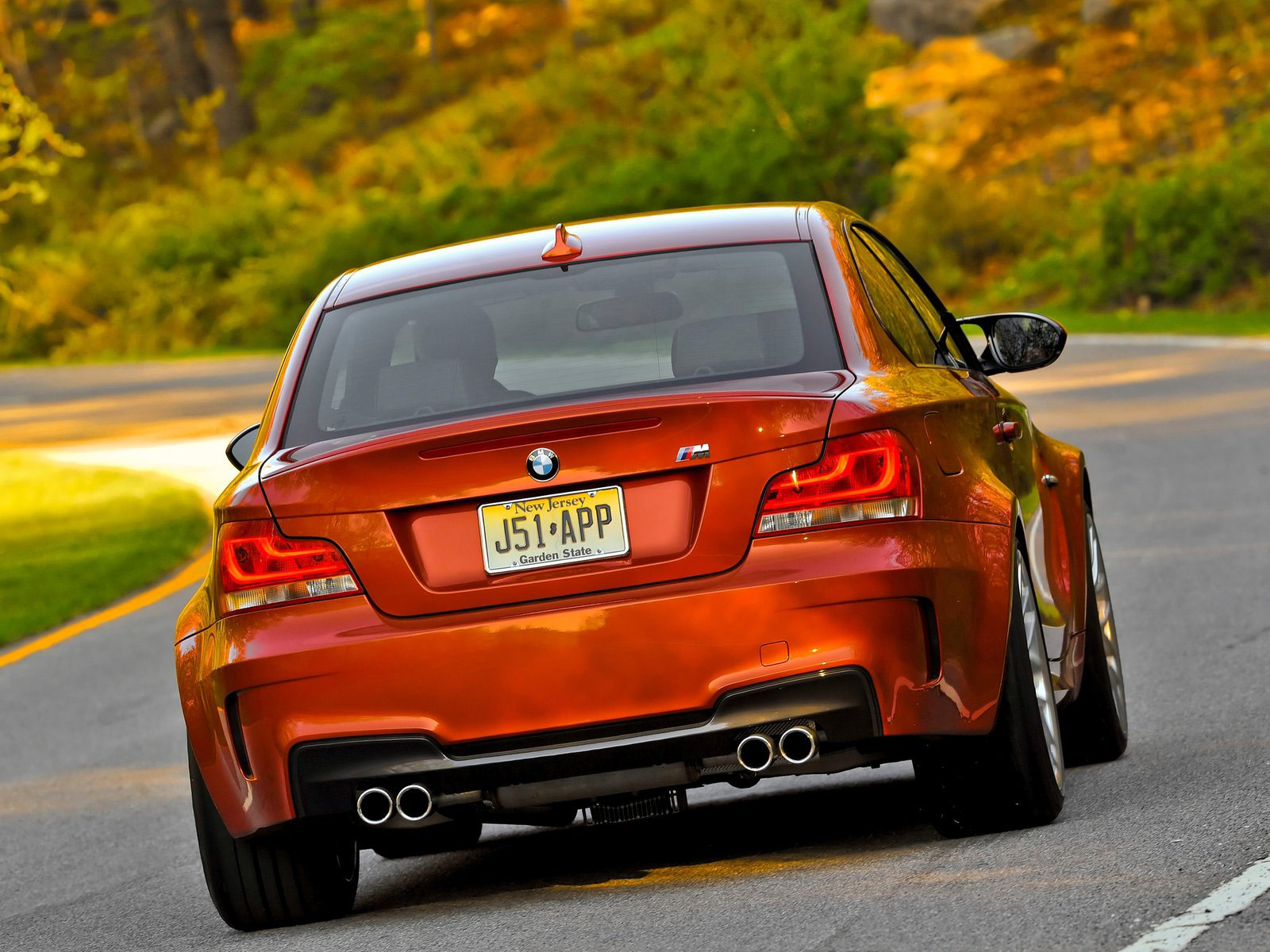 2011 BMW 1-Series M Coupe US Version car wallpapers - Auto Trends ...