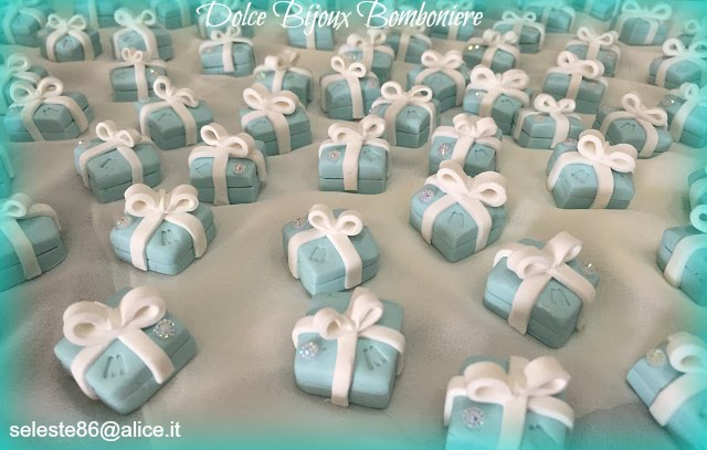 Dolce bijoux bomboniere segnaposto bomboniera per for Bomboniere per i 25 anni di matrimonio