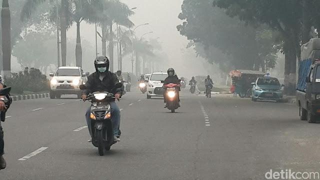 Pemerintah SBY Juga Gugat Pembalak Hutan di Riau Rp 16 Triliun