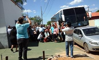 CEIFEIROS NA CIDADE DE NOVA XAVANTINA-MT. 16.04.2016