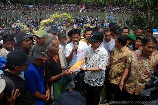 Parak Iwak - Festival Serayu Banjarnegara (FSB)