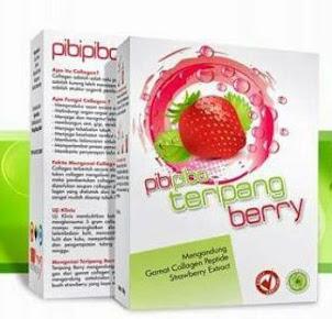 Susu Collagen Berry