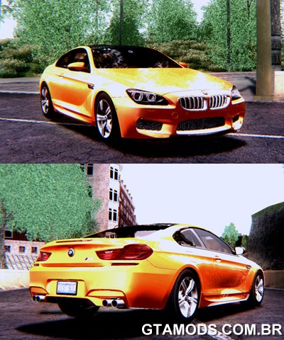 BMW M6 Coupe 2013 V1.0