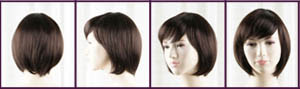 Short-Style Fashion Wig (worth $34.30)