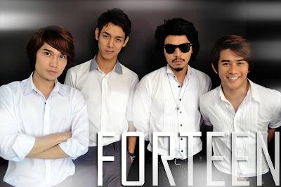 Biodata kumpulan Forteen