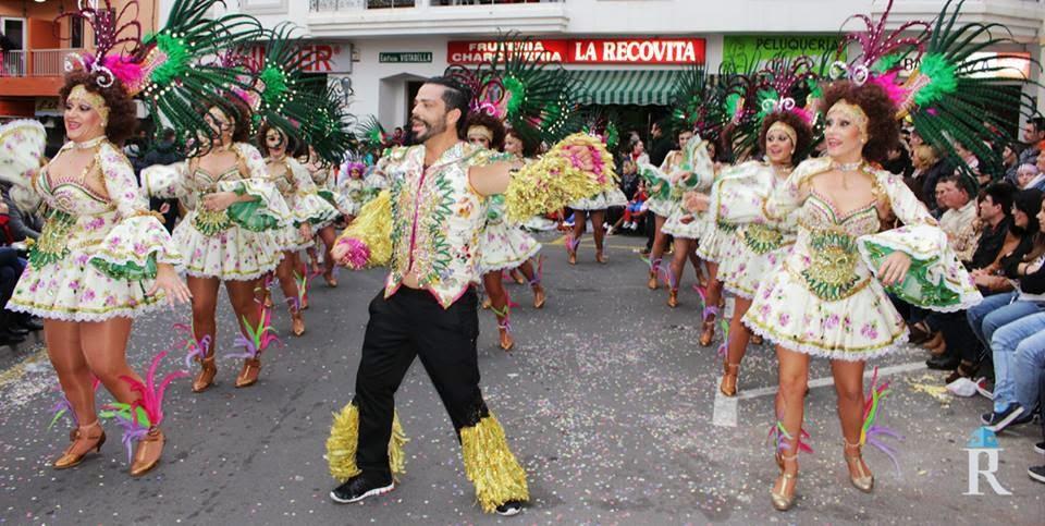 Resultado de imagen de Carnaval losrealejos