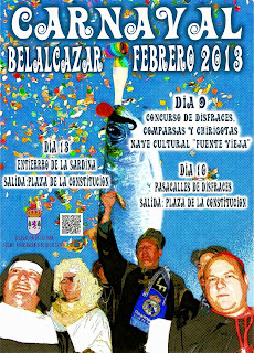 Carnaval de Belalcázar 2013