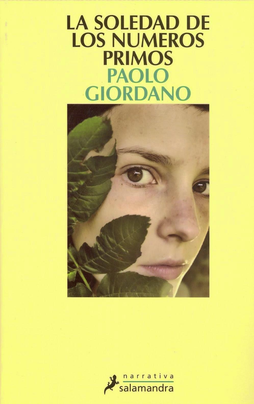 La soledad de los números primos - Libro y película