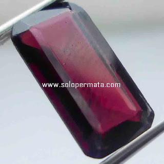 Batu Permata Natural Almandite Garnet