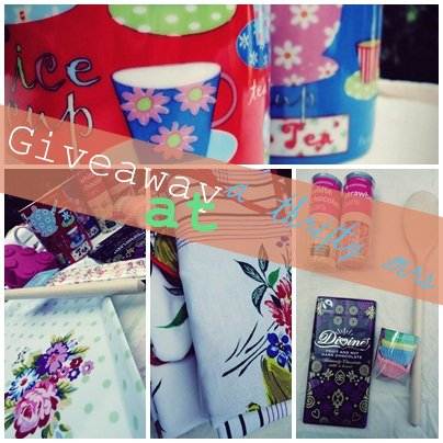 A Thrifty Mrs - Giveaway